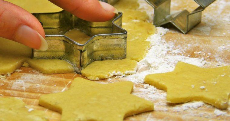 2歳半でもできるドイツのクリスマスクッキーレシピ