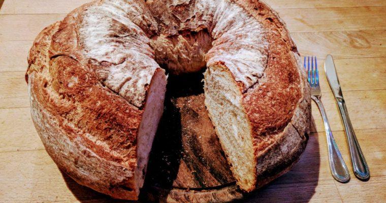 天然酵母から起こすパン作り熱、再燃。ゆるいルヴァン作りから